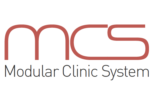 neukunde im bereich healthcare: mcs, modular clinic systems